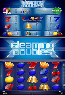 Gleaming Doubles - game screens