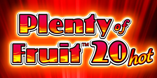 Plenty of Fruit 20 Hot Slots - Spielen Sie diesen Video-Slot online